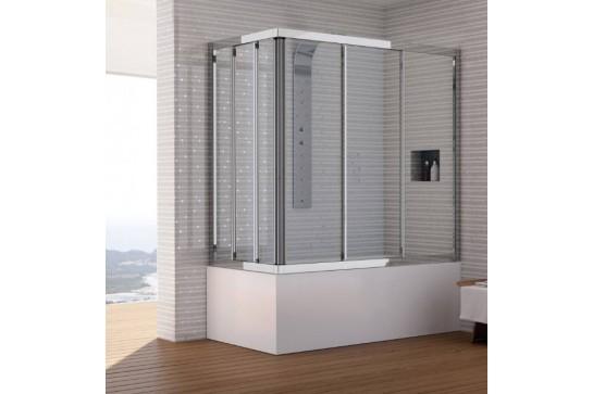 Verniciare vasca da bagno leroy merlin design casa for Box doccia 70x100 leroy merlin